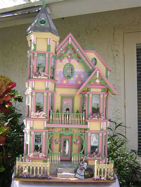 dollhouse minis  san franciscan  robin carey