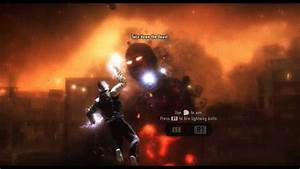 inFAMOUS 2 Cole vs The Beast - YouTube