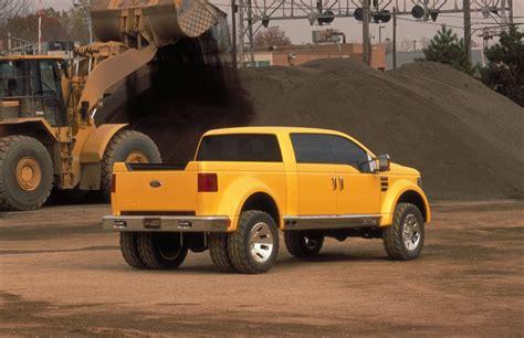 2002 Ford F 350 Tonka Concept Image