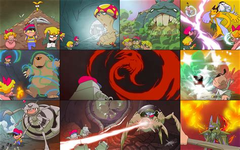 earthbound wallpaper  background image  id