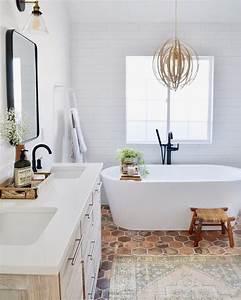 Boho, Bathroom, Home, Style, Art