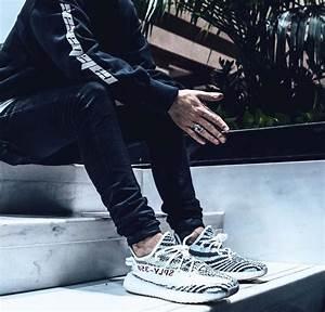 Adidas Calabasas u0026 Yeezy Boost 350 V2 u0026quot;Zebra.u0026quot; | Sneaker Fashion | Pinterest | Zukunft
