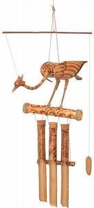 Windspiele Aus Holz : bambus windspiel vogel geflammt natur aus holz windspiele mobile asien ~ Buech-reservation.com Haus und Dekorationen