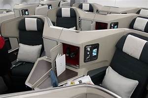 Cathay Pacific Airbus A350 business class premium economy ...