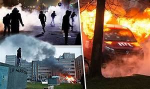 City Set Ablaze By Rioters and What They're Chanting is Scary