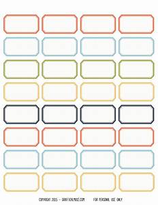 1000 images about images labels blank on pinterest With how to print sticker labels