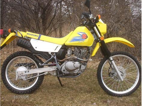 2006 Suzuki Dr200se by 2006 Suzuki 200 Dr Motorcycles For Sale