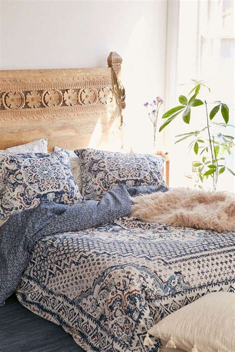 boho chic  gypsy inspired bedding ideas digsdigs