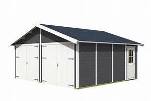 Tür Garage Haus : garage skanholz varberg doppelgarage holzgarage bausatz seitliche t r kaufen im holz haus ~ Sanjose-hotels-ca.com Haus und Dekorationen