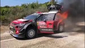 Citroen Wrc 2018 : wrc rally turkey 2018 breen 39 s citroen c3 on fire youtube ~ Medecine-chirurgie-esthetiques.com Avis de Voitures