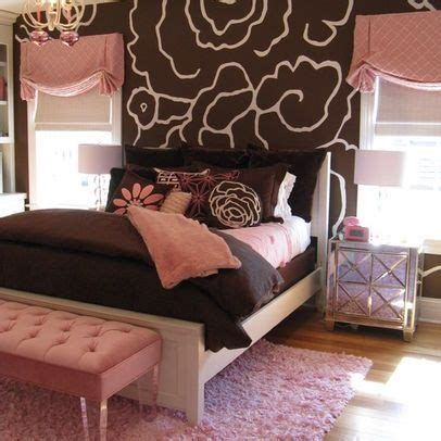 brown and pink bedroom ideas pink and brown bedroom dream home teen bedroom teen 18384 | 510387c939a5e4b76b1165cf24fea62e