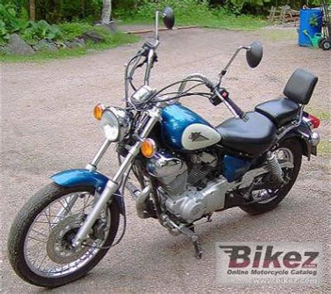 yamaha xv 125 virago 1999 yamaha xv 125 virago specifications and pictures