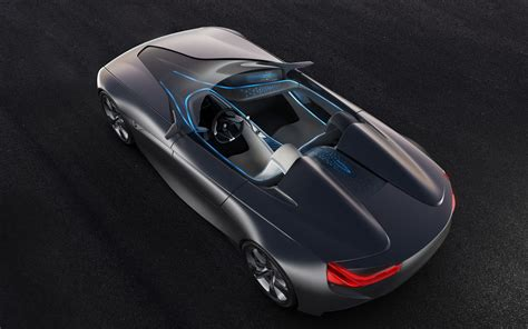 Bmw Vision Connected Drive Concept 2018