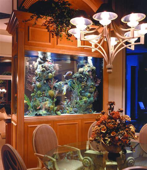 Aquariums, Different types of aquariums