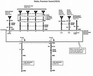 2003 Ford Windstar Radio Wiring Diagram