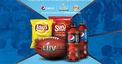 pepsi nfl shop gift card instant win giveaway