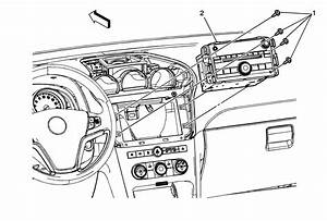 Repair Instructions - Radio Replacement