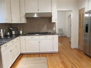 kitchens with white cabinets and light wood floors savaeorg With kitchen colors with white cabinets with wood floor stickers