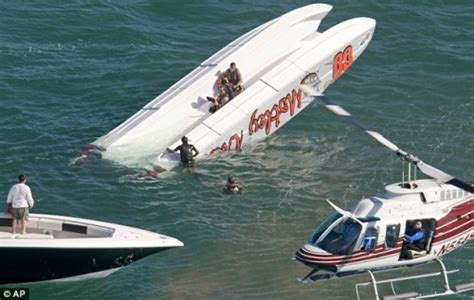 Havasu Boat Crash Yesterday by Serious Offshore Safety In High Performance Boating