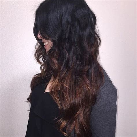 The Right Shade Of Black Hair by 4 Most Exciting Shades Of Brown Hair