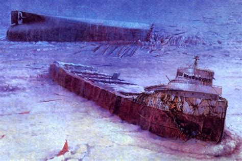 ss edmund fitzgerald 40 years on hasn t sunk from memory