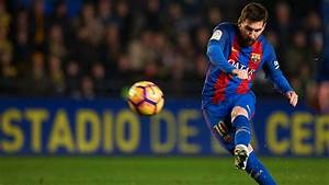 Lionel Messi equals Ronald Koeman's Barcelona free-kick ...