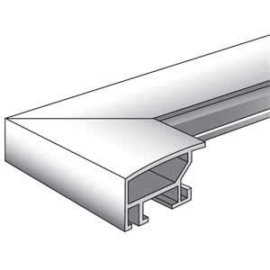 cadre photo aluminium brosse cadre photo aluminium bross 233 pour photo 40x50 walther