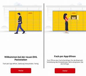 Dhl Packstation App : dhl testet packstation kompakt funktioniert nur mit app ~ A.2002-acura-tl-radio.info Haus und Dekorationen