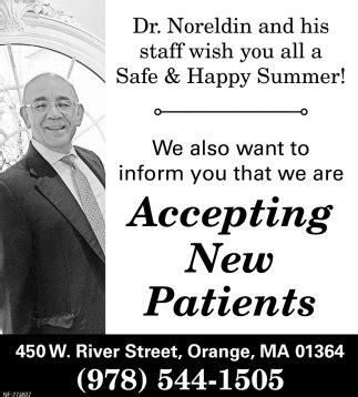 accepting  patients dr noreldin