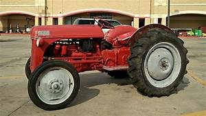 Postwar Farmers Dream  1948 Ford 8n Tractor