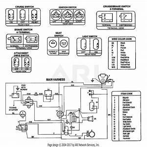 Troy Bilt 13078 16hp Hydro Garden Tractor  S  N