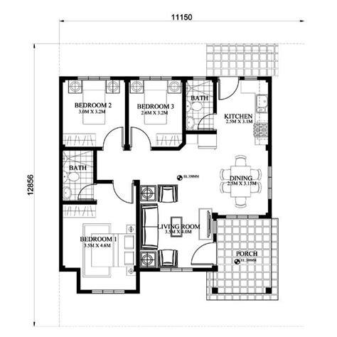 modern bungalow house   floor plans  firewall pinoy house designs pinoy house designs