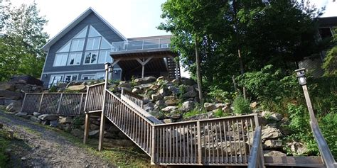 muskoka cottage got big for 1 homeowner so he found a creative way to sell it