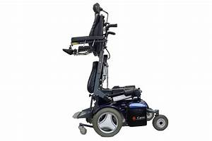 Permobil C400 Vertical Stander Power Chair