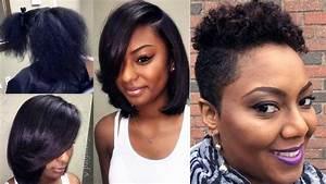 Coupe De Cheveux Femme Courte 2017 : coupe de cheveux afro femme 2018 coupe de cheveux femme ~ Melissatoandfro.com Idées de Décoration