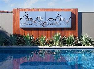 Make your outdoor wall art ideas neighbours envy