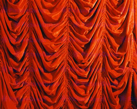 austrian drape wondering about stage drapery maintenance and cleaning