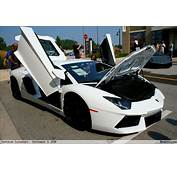Lamborghini Aventador With Doors And Hood Open  BenLevycom