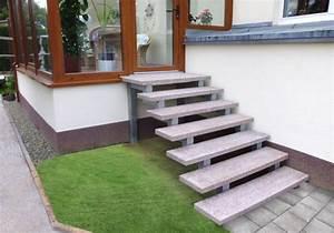 Außen Treppenstufen Beton : fimexo au entreppen aussen treppen freitragende au entreppen ~ Michelbontemps.com Haus und Dekorationen