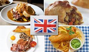 British foodTourists think it's squishy, slimy and soggy