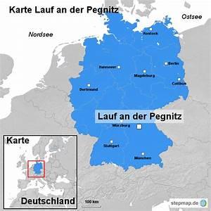 Möbel Lauf An Der Pegnitz : karte lauf an der pegnitz von ortslagekarte landkarte f r deutschland ~ Markanthonyermac.com Haus und Dekorationen
