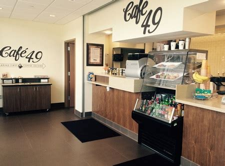 Address 500 37th street nw rochester, mn 55901 google maps. Cafe 49 Gourmet Coffee Shop - Olmsted Medical Center ...