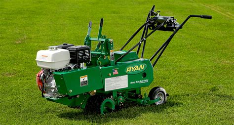 Ryan Turf Renovation Equipment