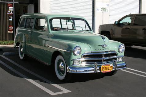 Chrysler Suburban by 1950 Plymouth Suburban Station Wagon Dodge 1949 1951 1956