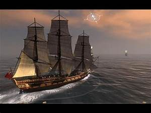 Empire Total War Gameplay Naval Battle HD - YouTube