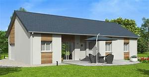 la maison a ossature bois en kit elive With maison ossature bois inconvenients