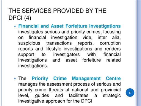Iso commercial crime insurance program commercial crime coverage form financial institution bonds surety bonds. PPT - THE DIRECTORATE FOR PRIORITY CRIME INVESTIGATION SOUTH AFRICAN POLICE SERVICE PowerPoint ...