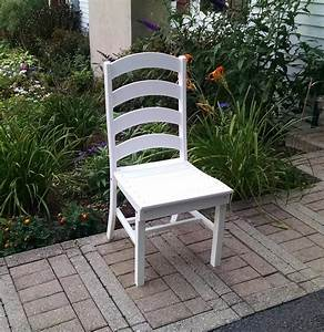 Poly, Ladder, Back, Outdoor, Dining, Chair, From, Dutchcrafters, Amish