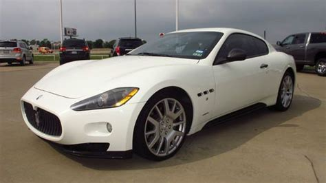 Maserati 2 Door Coupe by Sell Used 2010 Maserati Granturismo S Coupe 2 Door 4 7l In