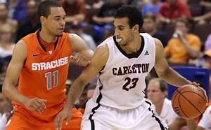 Carleton Ravens take Syracuse Orange to overtime, offering ...